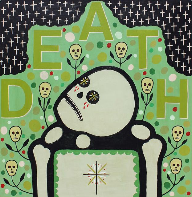 Mike Egan, 'Green Death', 2018, ANNO DOMINI