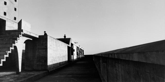 , 'Unité d'habitation de Le Corbusier,' 1954, La Forest Divonne