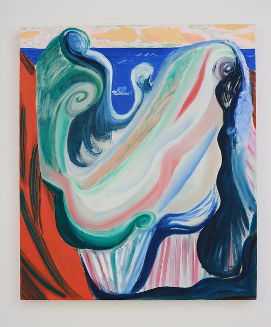 , 'Going Off,' 2018, Halsey McKay Gallery