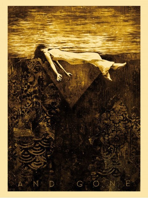 Shepard Fairey, 'Americana Box Set: Clementine', 2012, Taglialatella Galleries