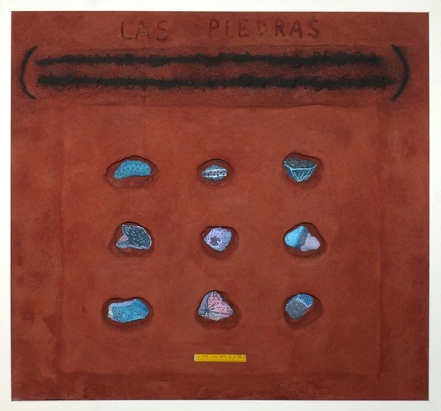 Manuel Barbero, 'Las Piedras', 2017, Blanca Soto Arte