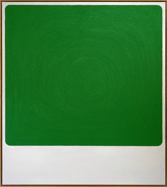 , 'Rainbow domino (green),' 2019, Sebastian Fath Contemporary