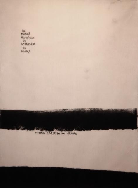 , 'Cartaz,' 2017, Mercedes Viegas Arte Contemporânea