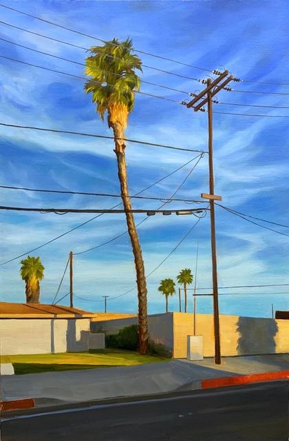 , 'Reticulation,' 2019, George Billis Gallery