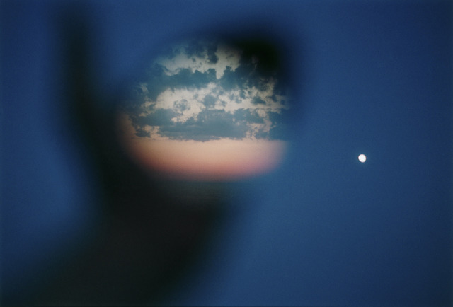 , 'Placement (Two Moons),' 2007, Lisa Sette Gallery