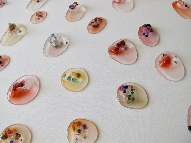 , 'Confetti, Ice, Time,' 2017, Galería Karen Huber
