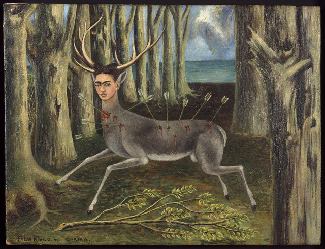 , 'La venadita (little deer),' 1946, MCA Chicago