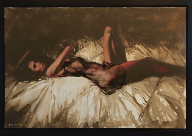, 'Fleur du Mal VII,' 2018, Bonner David Galleries