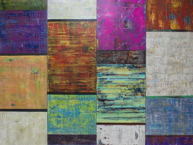 , 'Broken Rhythm (Quadtych),' , SmithKlein Gallery