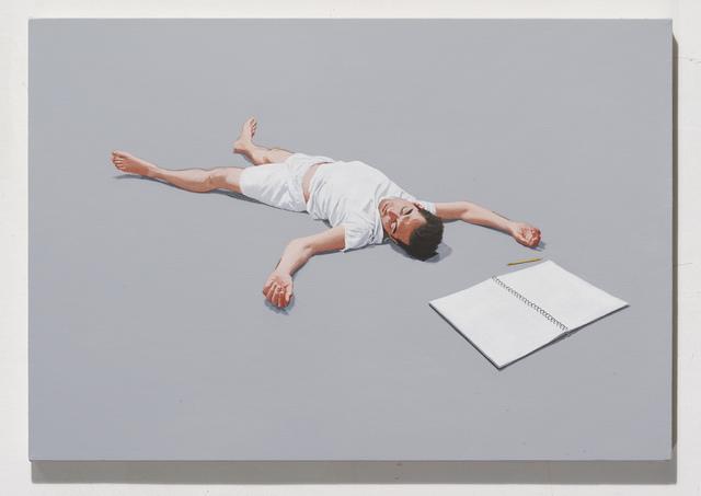 , 'Portrait of the Artist II,' 2015, Jessica Silverman Gallery