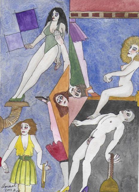 , 'Entre Comillas No 56,' 2003, LAMB Arts
