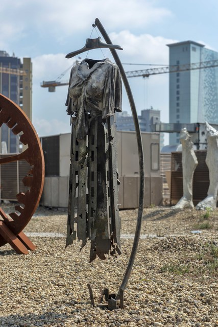 , 'What Remains,' 2015, Elgiz Museum