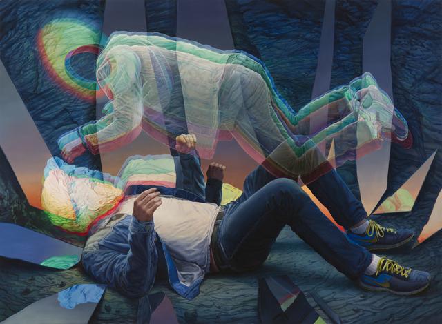 , 'Manifold Fibration,' 2015, Gallery Poulsen