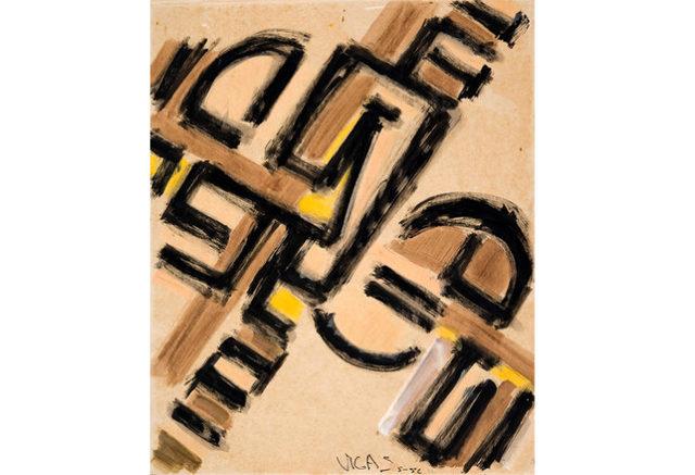 , 'Contraformas,' 1956, KLEUR
