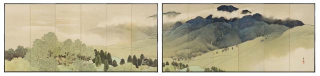 , 'Mountain Landscape,' ca. 1912, Erik Thomsen