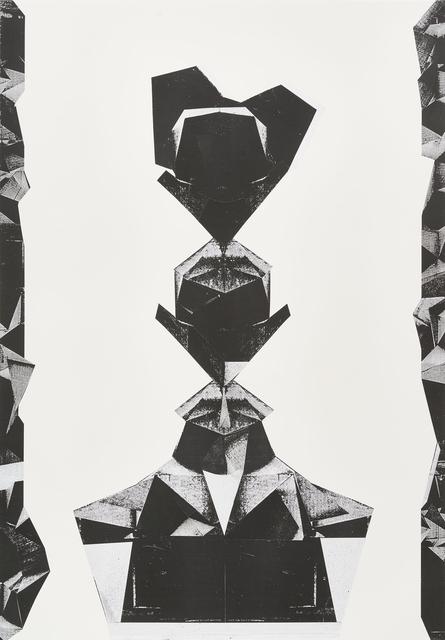 , 'Mickey,' 2016, Galerie Kandlhofer