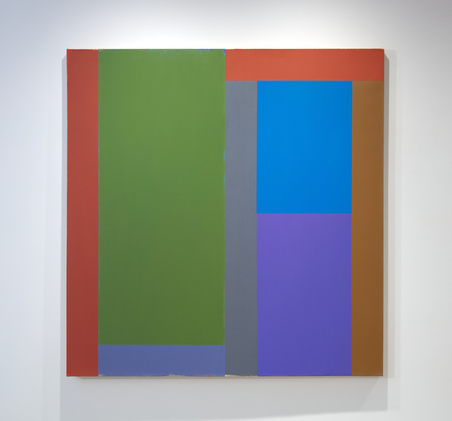 Doug Ohlson, 'Close Tone', 1984, Painting, Oil and acrylic on canvas, Washburn Gallery