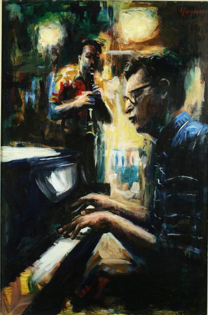 Edmund Yaghjian, 'Dave Brubeck', 1965, ACA Galleries