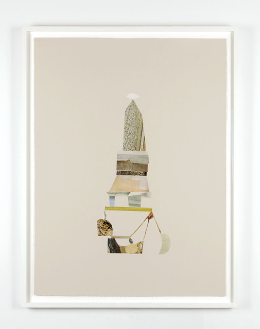 , 'Proposal for a Monument,' 2012, Erin Stump Projects