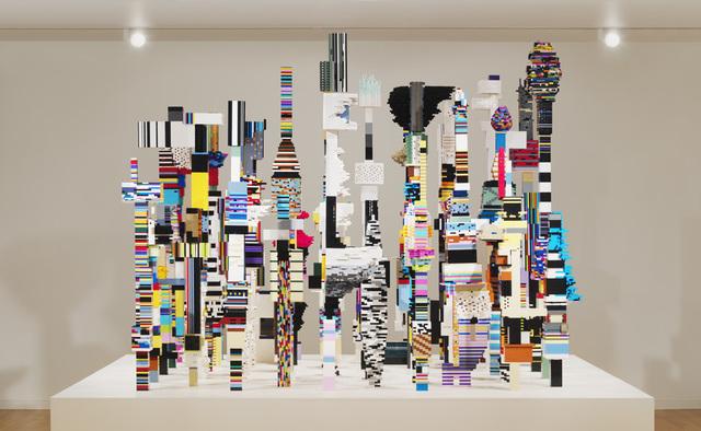 , 'Towers,' 2014, Daniel Faria Gallery