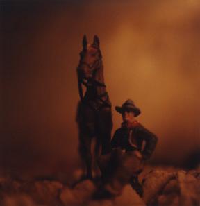 David Levinthal, 'Wild West WW-SX-70-49', 2009, Julie Nester Gallery