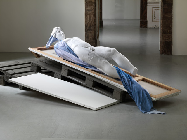 , 'L'Ermafrodito,' 2016-2017, Alfonso Artiaco
