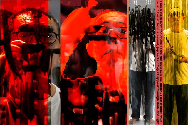 FX Harsono, 'Writing In The Rain #8', 2012, A3 Arndt Art Agency