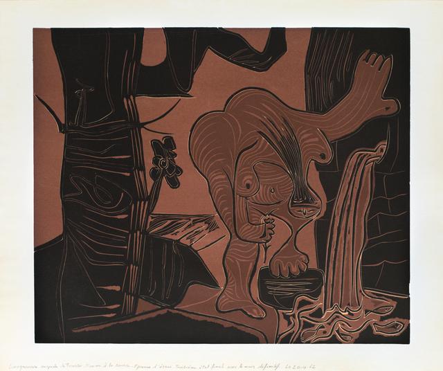 Pablo Picasso, 'Femme à la Source', 1962, Frederick Mulder