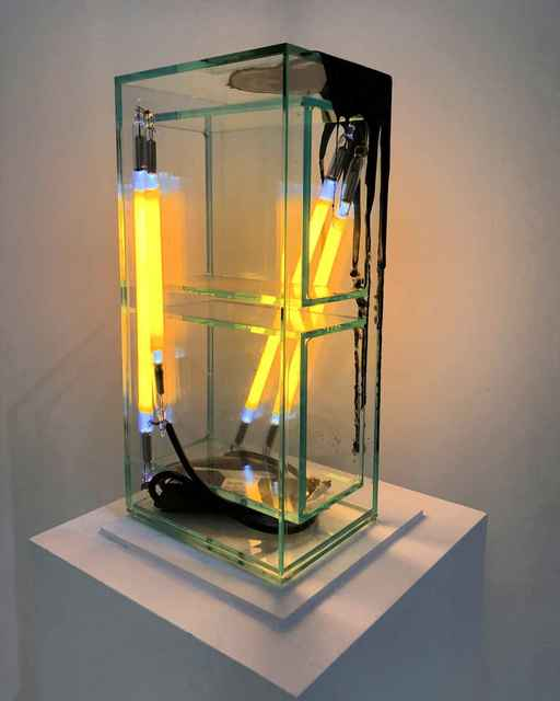 , 'Glass Cinder I,' 2018, Hang Art