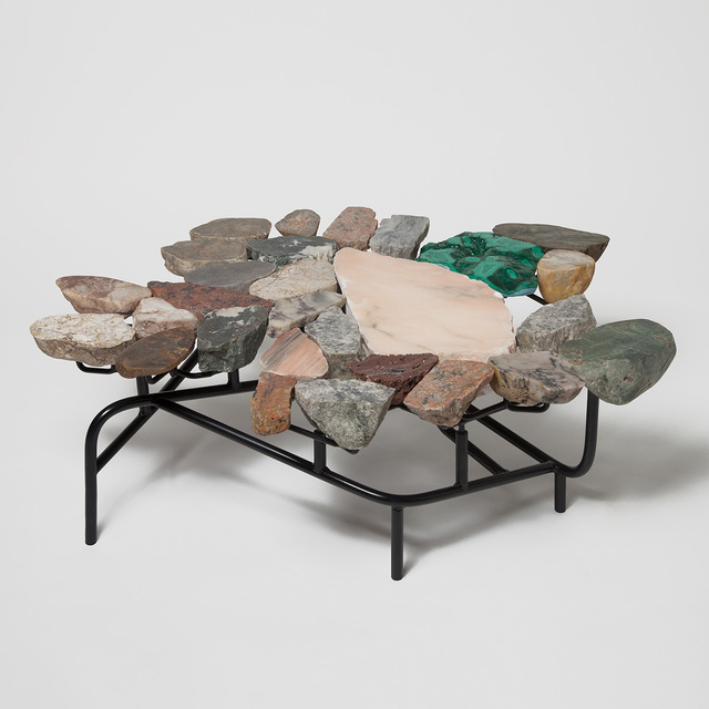 , 'Geology Table 03,' 2018, The Future Perfect
