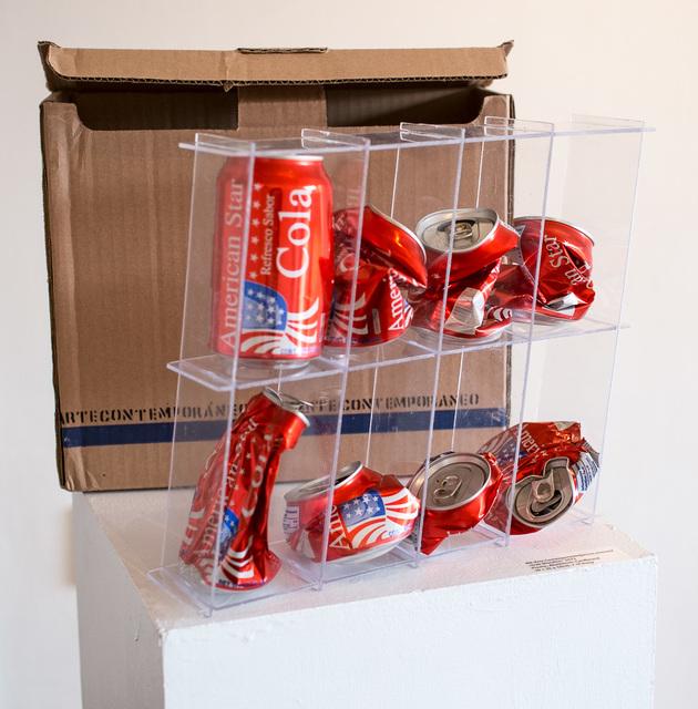 , 'Kit-Arte Contemporaneo (accion consumo),' 2011, Space 776