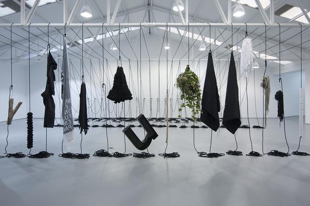 Joël Andrianomearisoa, 'Icons of the present', 2019, Sabrina Amrani