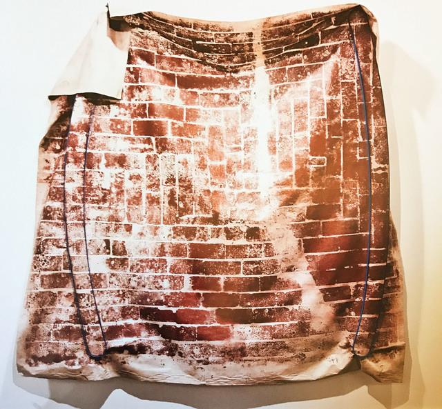 ", '""Muro mole"",' 1994, Referência Galeria de Arte"