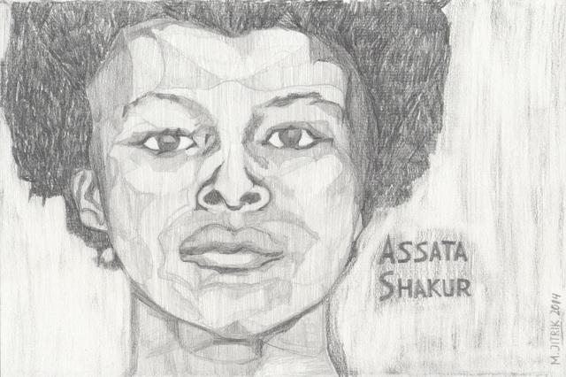 , 'Assata Shakur,' 2014, Ignacio Liprandi Arte Contemporáneo