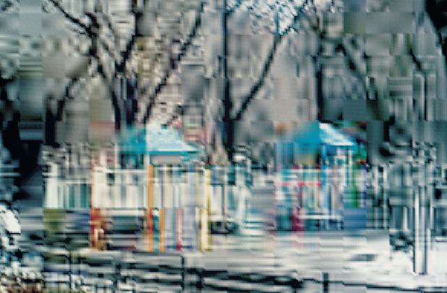, 'Playground #9,' 2002, Galerie Richard