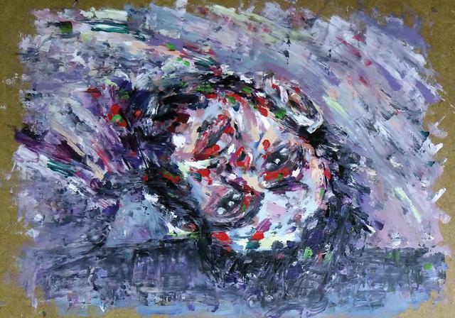 , 'Freedom 1,' 2018, Janet Rady Fine Art