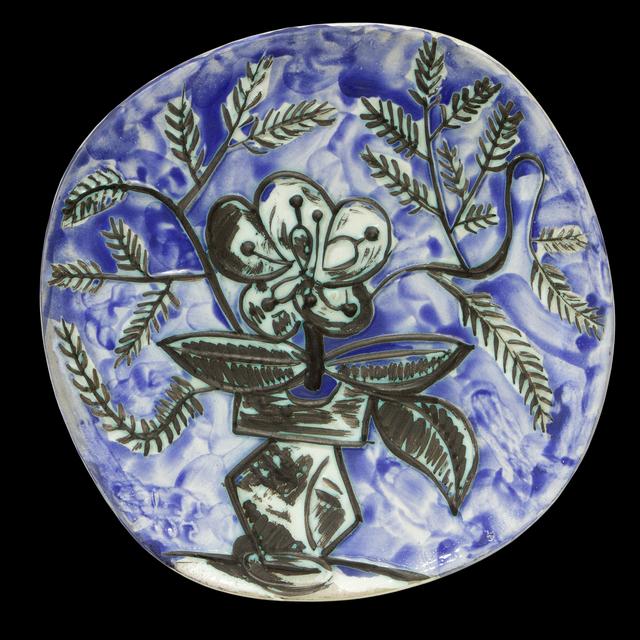 , 'Vase au Bouquet,' 1956, Heather James Fine Art