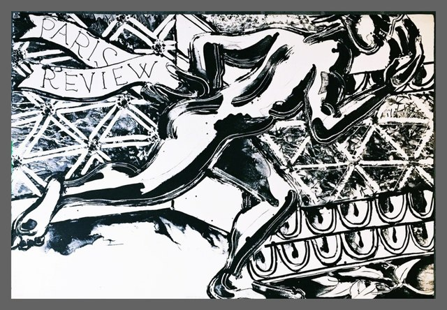 Robert Kushner, 'Paris Review', 1982, Alpha 137 Gallery