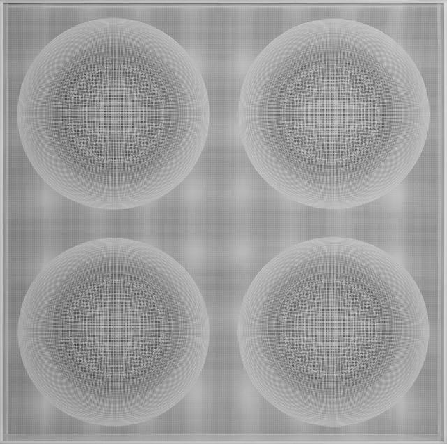 , '4 Esferas. Núcleo en Evolución,' 2015, Art Nouveau Gallery