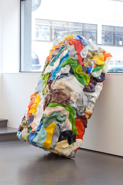 , 'Sarkofag,' 2013, UNIX Gallery