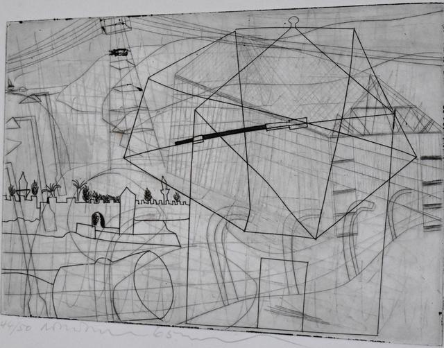Ben Nicholson, 'Moonshine', 1965, Gilden's Art Gallery