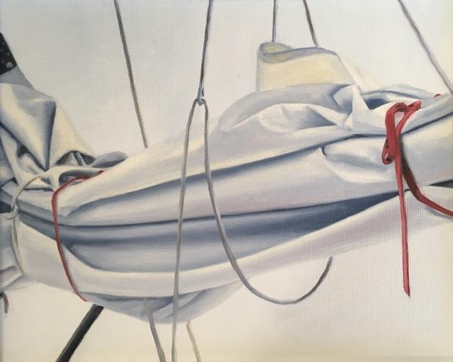 , 'Hanging Cool,' 2019, WaterWorks Gallery