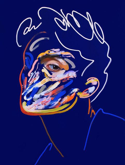 , 'Homme 165,' 2019, ARCADIA CONTEMPORARY
