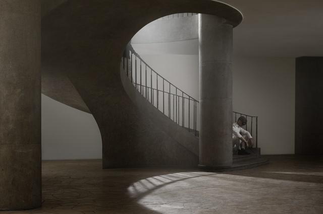 , 'Berlin, Fechthalle Westend,' 11 July 2012, Hamiltons Gallery
