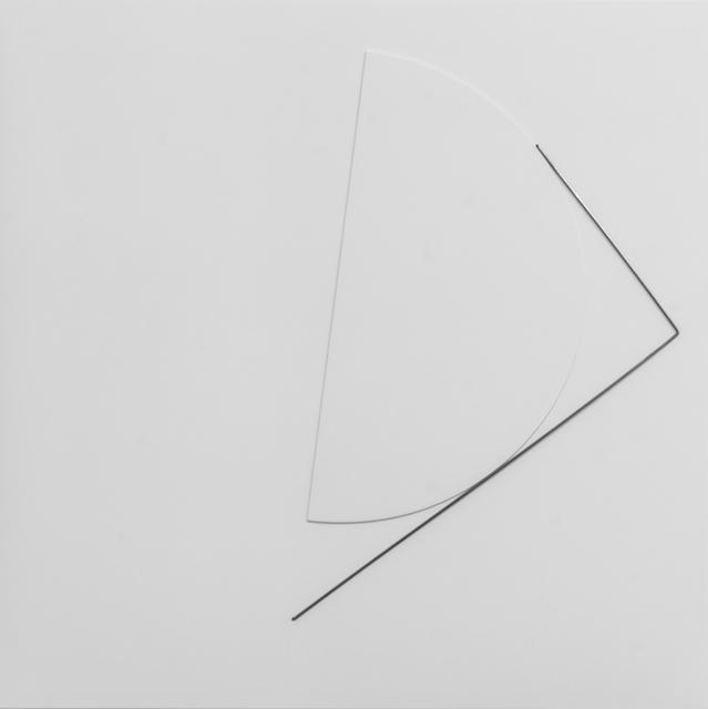 , 'Estudio para Círculo Serie Malevich,' 2015, Marion Gallery