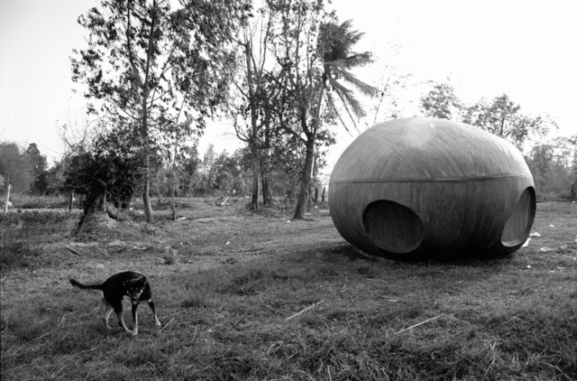 , 'Spaceship with Dog, Nabua, 2008,' 2013, SCAI The Bathhouse