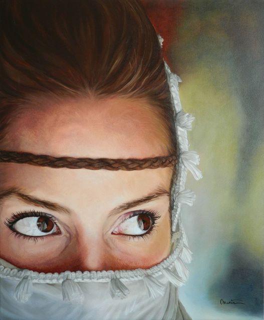 Mar Marin Leal, 'Abre Los Ojos', 2014, DETOUR Gallery