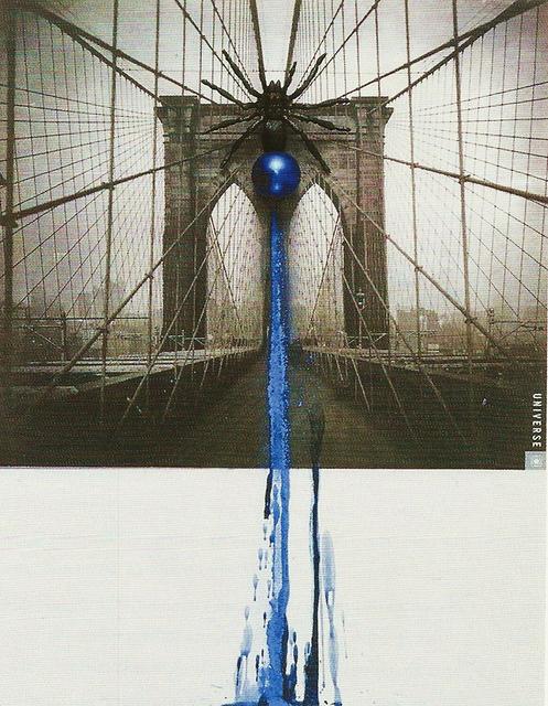 , 'Flumenpont nº1, Universe, New York,' 2001, Aural