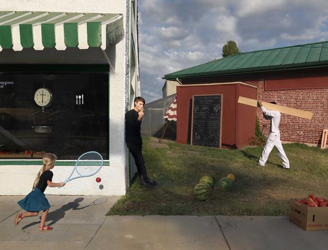 Julie Blackmon, 'Homegrown Food', 2012, Fahey/Klein Gallery