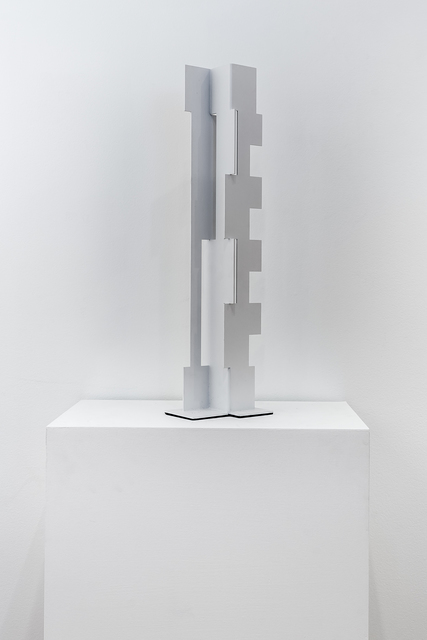 , 'Genius Loci Series, Cuidad Vientre No. 4 (White),' 2016, Beatriz Esguerra Art